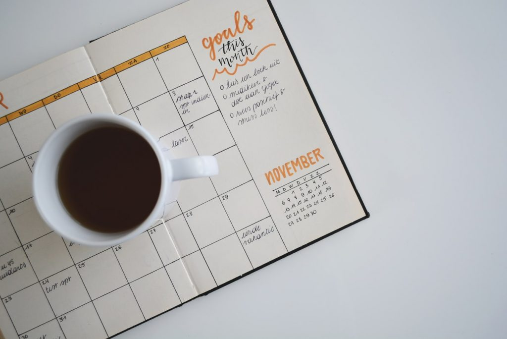 Antena y café